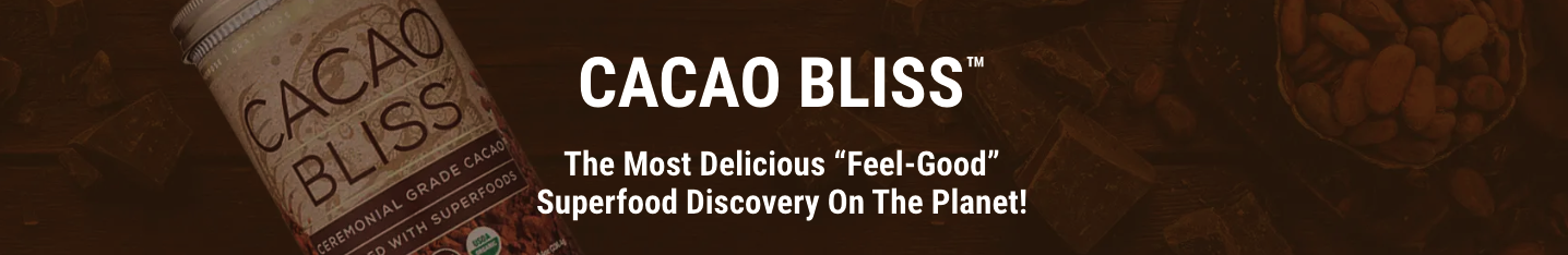 cacao bliss feel good